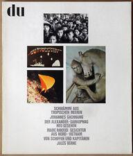 """Marc RIBOUD. Gesichter aus Nord-Vietnam. """"Du"""" n° 352, 1970."""