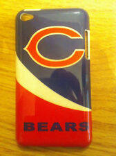 New Hard Case Chicago Bears Apple Ipod Itouch 4th Gen