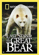 """NATIONAL GEOGRAPHIC: LAST STAND OF THE GREAT BEAR"" BRAND NEW SEALED DVD 2005"
