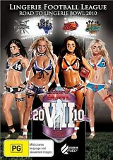 Lingerie Football League LFL Playoff's & Final 2009/10 (DVD) NEW/SEALED