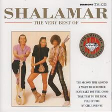 Shalamar The Very Best Of CD  The Second Time Around, A Night To Remember 1991