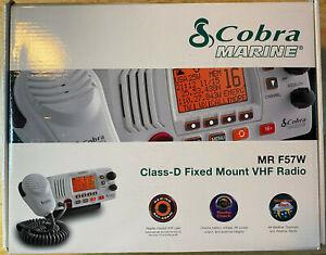 Cobra MRF57W VHF Class-D Marine Radio