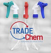 3 x industriale TRIGGER SPRAY bottiglie 500ml-più colori
