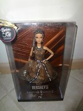 BARBIE HERSHEYS DOLL NRFB SILVER LABEL SEE PICTURES