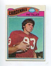 1977 Topps #412 Pat Tilley St. Louis Cardinals Rookie