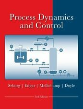 Process Dynamics And Control 3Rd Ed Isv Int'L Edition