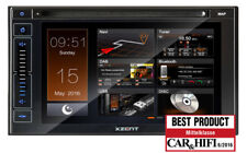 Xzent X-402 2-Din Naviceiver mit Bluetooth Navigation 2x USB DAB+ usw. NEU