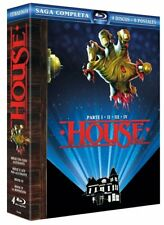 HOUSE The Collection 4 Disc blu-ray Digipack (Lenticular Cover) Limited Edition