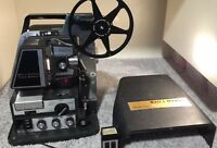 BELL & HOWELL Model  475 Projector Director Series Working FREE SHIPPING!