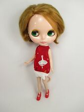 Clearance Handcrafted Blythe Outfit clothing Basaak dress # 400-564