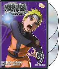 Naruto Shippuden Box Set 9 [New DVD] Dubbed, Subtitled, Uncut