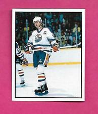 1988-89 PANINI OILERS WAYNE GRETZKY  STICKER CARD (INV# D1091)