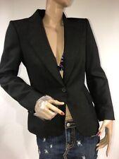 Zara Basic One Button blazer Medium Career Women Jacket Lined Size 4