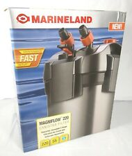 Marineland Magniflow Canister 220 for Aquarium Up to 55 Gal