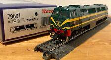 Roco 79691 Renfe 333 (wie DSB MZ) grün gelb f. Märklin AC DIGITAL mit Sound, OVP