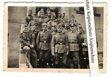 Foto deutsche Soldaten in Lublin Polen polska Abzeichen Orden (F2600