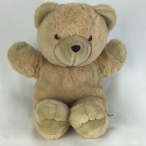 """Vintage 1986 Chosun Heart To Heart Teddy Bear 18""""  Brown **PLUSH ONLY**  Y"""