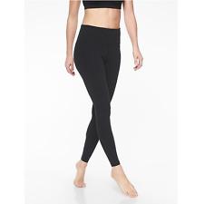 Athleta Black Elation Tight Yoga Fitness Pant NWT! L Large Tall LT