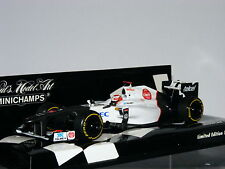 Minichamps Sauber F1 Team Kamui Kobayashi Showcar 2012 LTD ED 1/43