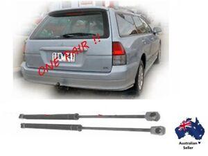 2 x NEW Gas Struts suit Mitsubishi Magna & Verada Wagon TAILGATE 1991 to 2005
