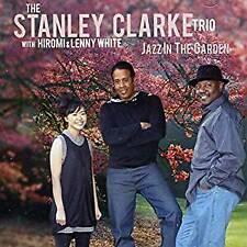 Clarke,Stanley/Trio - Jazz In The Garden (NEW CD)