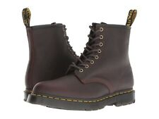 Unisex Shoes Dr. Martens 1460 WINTERGRIP Leather Ankle Boots 24038247 COCOA
