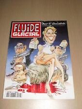FLUIDE GLACIAL N°232 octobre 1995 Sharon Stone Basic Instinct