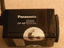 Panasonic GP-MF502K Industrial Machine Vision CCD Camera
