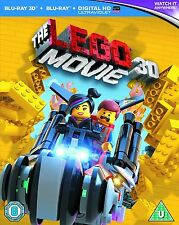 The Lego Movie - le film 3D  + Blu Ray  Bilingual