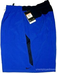 Men Nike Repel Swoosh Logo Swimming Trunks Size 3XL Swim Bathing Suit