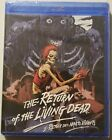 The Return Of The Living Dead 1984 Blu-Ray Brand New Sealed Horror