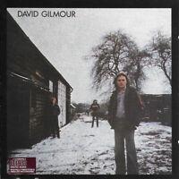 DAVID GILMOUR ~ David Gilmour ~ 1989 US 9-track CD album, the debut solo album