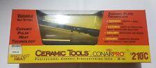 ConAir Pro Ceramic Tools Professional Straightening Iron - 38mm (210 Degrees)