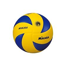 New Mikasa International Certified No5 Volleyball University High School MVA200