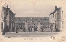 RAMBERVILLERS caserne gibbon timbrée 1903
