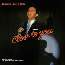 FRANK SINATRA - CLOSE TO YOU  CD NEUF