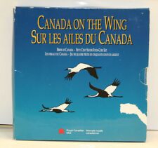 1995 Canada On The Wing 4 Sterling Silver Coin Series by RCM