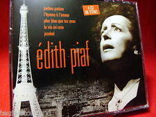 EDITH PIAF  Best of   la vie en rose  u.a. 4 CD   88 TRACKS  4 011222218827 *