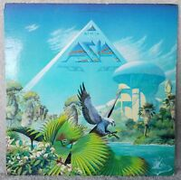 "ASIA 1983 ALPHA 12"" Vinyl 33 LP Geffen Records GHS 4008 Progressive ROCK Pop VG+"