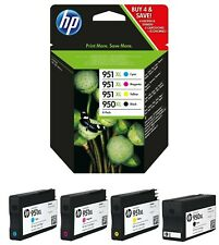 Genuine HP 950XL / 951XL Multipack Ink Cartridges C2P43AE   FREE 🚚 DELIVERY