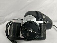 Pentax Honeywell H1a W/Case And Super-Takumar 1:3.5/35 Lens