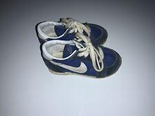 Vintage 1983 Nike Toddler Shoes Sz 5 Waffle