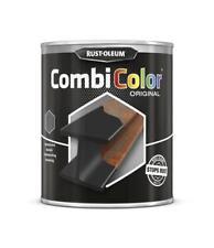 Combicolor Hammerschlag schwarz
