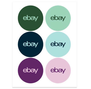 """2020 HOLIDAY 3"""" Stickers – Green, Blue and Purple"""