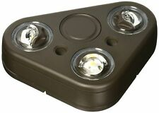 All-Pro Outdoor Security Rev335F Flood Light, 2400 lm,