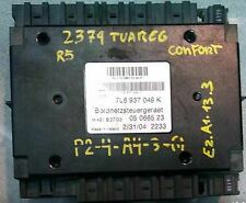 VW Touareg 7L Body Control Convenience Module Onboard Supply ECU 7L6937049K