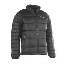 New $160 Columbia Men's Big & Tall Frost Fighter Parka Jacket Black Size 4X
