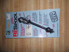 E-Z Respool for winding  fishing reel