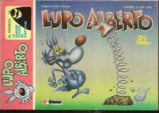 \ GLENAT ITALIA-LUPO ALBERTO # 12 - ORIGINALE 1986 //