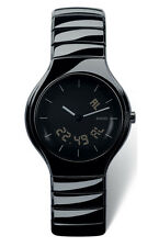 Rado Men's R27867152 True Multifunction Black Ceramic Hi-Tech Swiss Watch
